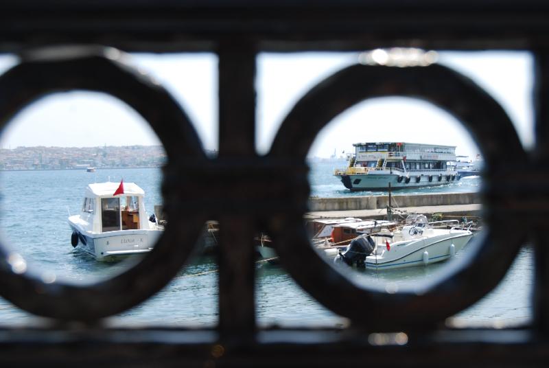 Die Fähre über den Bosporus