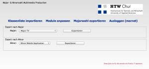 Admin Excel Export